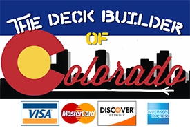 The Deck Builder of Colorado Logo